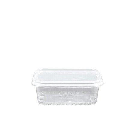 Pote Micro Retangular 500ml | Prafesta | Pacote com 24 Unidades