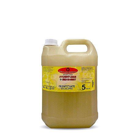 Desinfetante 5L   Eucalipto   Primulla