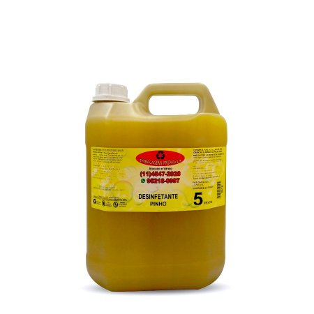 Desinfetante 5L | Pinho | Primulla