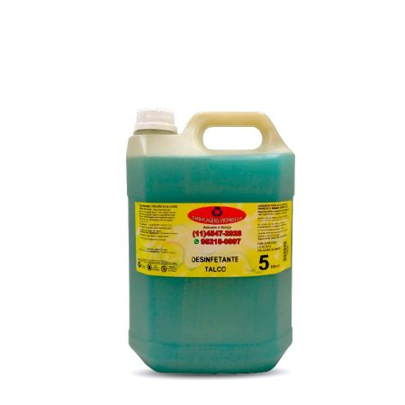 Desinfetante 5L | Talco | Primulla