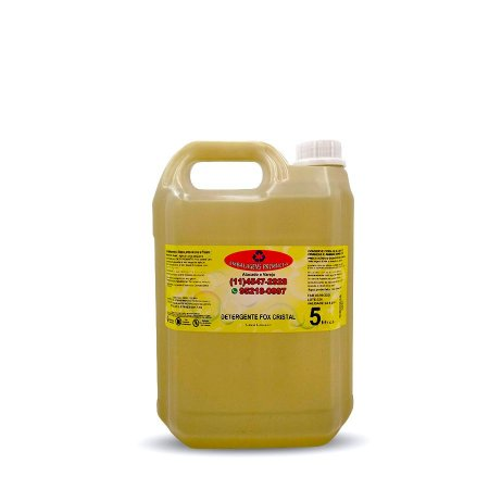 Detergente 5L   Cristal   Primulla