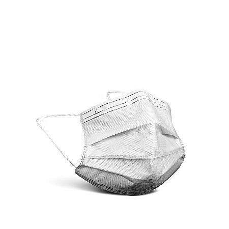 Máscara Descartável   Caixa com 50 Unidades