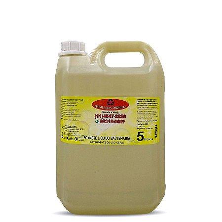 Sabonete Líquido 5L   Bactericida   Primulla