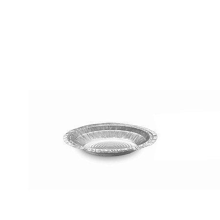 Marmitex Redonda de Alumínio Máquina | N°7 | Thermoprat | 10 Unidades