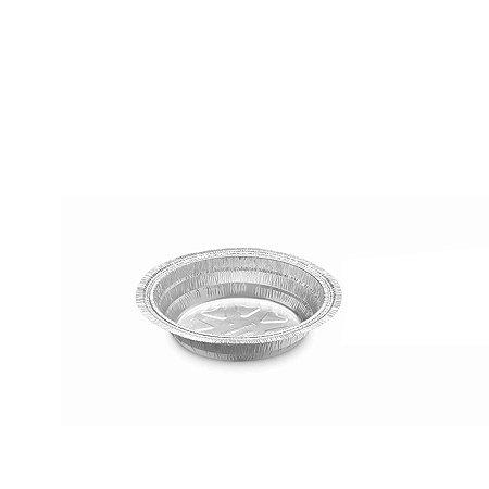 Marmitex Redonda de Alumínio Máquina | N°8 | Thermoprat | 100 Unidades