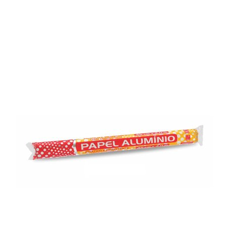 Rolo de Papel Alumínio 45cmx4m | Thermoprat