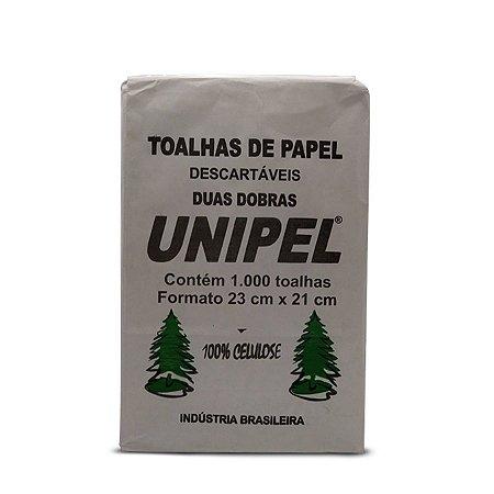 Interfolha Extra Luxo | 23x21cm | Pacote Com 1000 Folhas