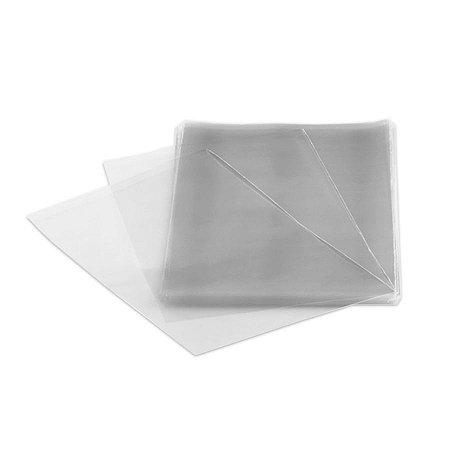 Saco Cristal Transparente 25x35x06 | 1kg