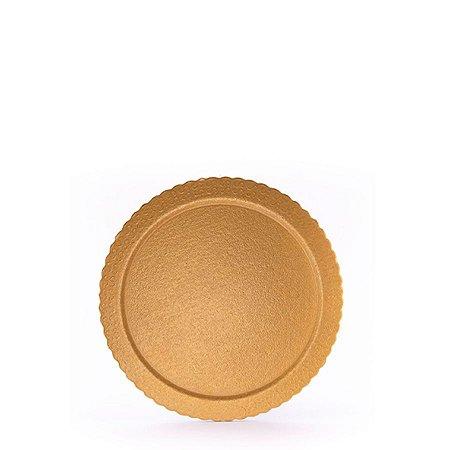 Bandeja Cake Board   Ouro