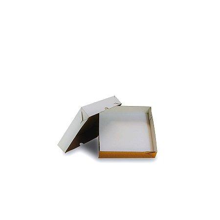 Caixa de Papelão para Salgados 20x20