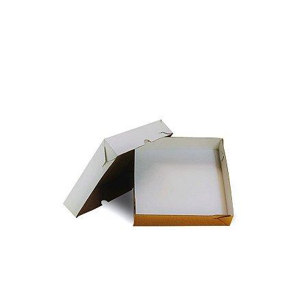 Caixa de Papelão para Salgados 25x25