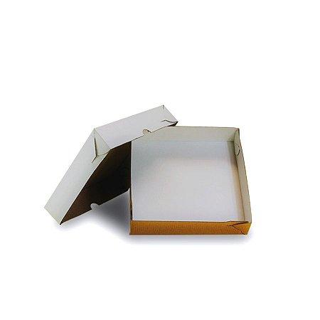 Caixa de Papelão para Salgados 30x30