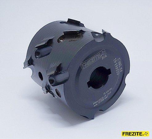 FR GALGAR 80X70X20 DKN6X2,7 DP Z2+2 LH/RH (BE809.0249/50)