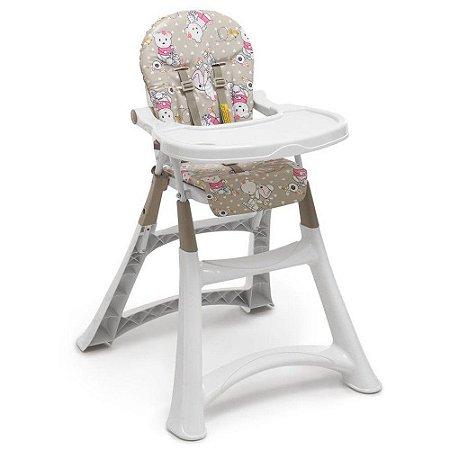 Cadeira Alta Premium Ursinha