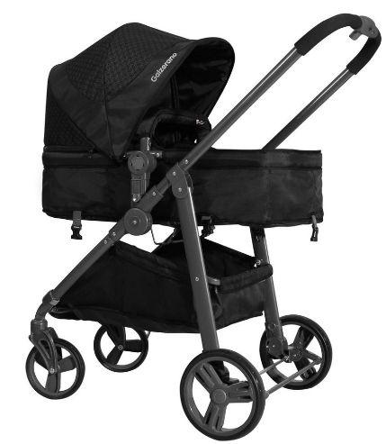 Carrinho de Bebê Olympus Black Galzerano