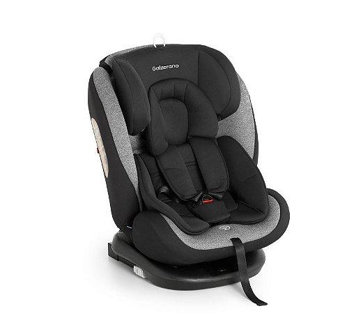Cadeira Para Auto Gaia Cinza Galzerano