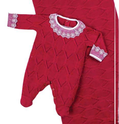 Saída de Maternidade Menina em linha Fofinho (320009)