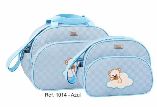 Kit de Malas Maternidade Urso na nuvem - Lilian Baby (1014)