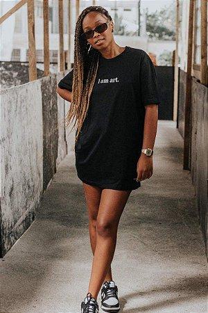 camiseta touch of god preta