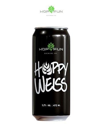 HOPPY WEISS - LATA 473 ML