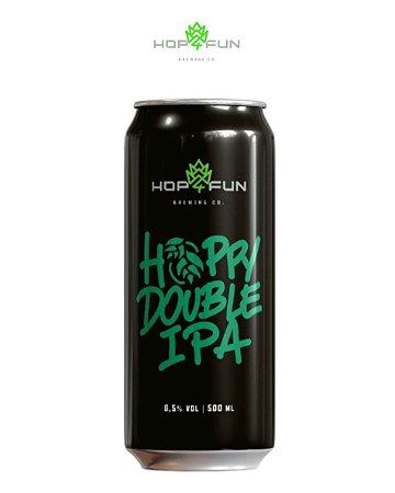 HOPPY DOUBLE IPA - LATA 473 ML