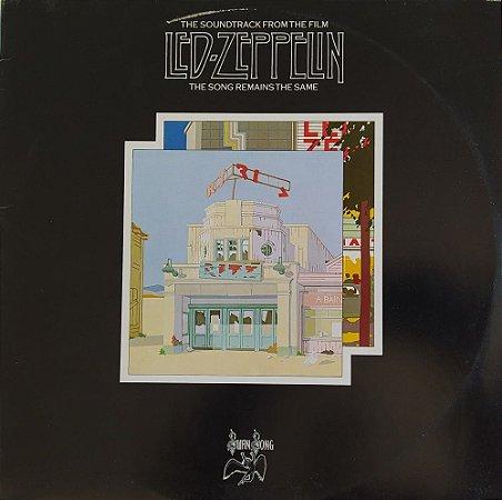 Vinil LP: Led Zeppelin - The Songs Remains The Same - Duplo