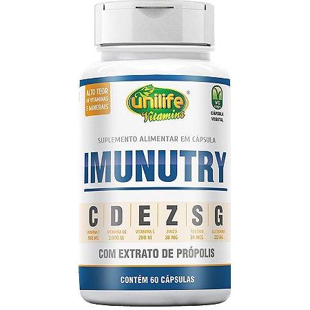 Imunutry 60 Caps - Unilife Vitamins