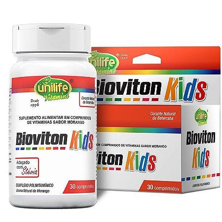 Bioviton kids  30 comp - Unilife Vitamins