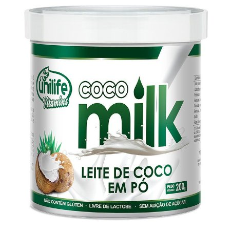 Coco milk  200grs - Unilife Vitamins