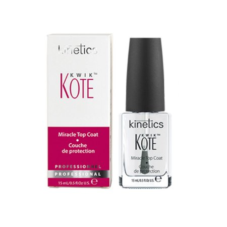 Kwik Kote Miracle Top Coat Kinetics 15 ml.