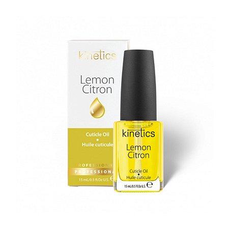 Óleo de cutículas de limão Kinetics 15ml
