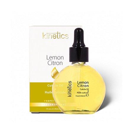 Óleo de cutícula de limão kinetics 75ml