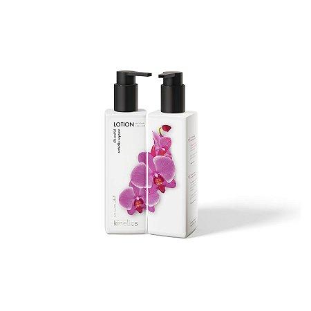 Hidratante para Mão e Corpo Kinetics Orquídea de Seda 250ml