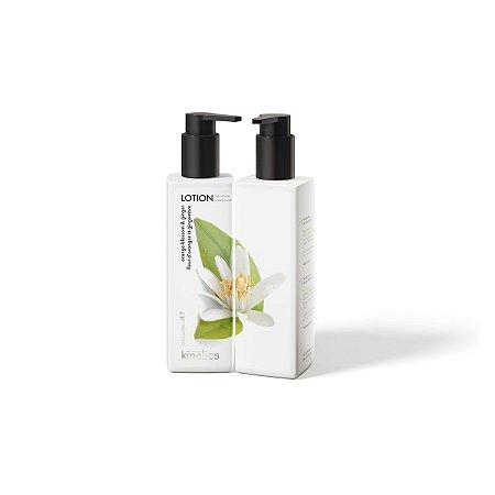 Hidratante para Mão e Corpo Kinetics Flor de Laranjeira e Gengibre 250ml