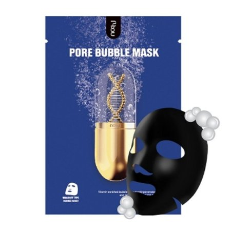 Máscara Facial Coreana Nohj Pore Bubble Mask
