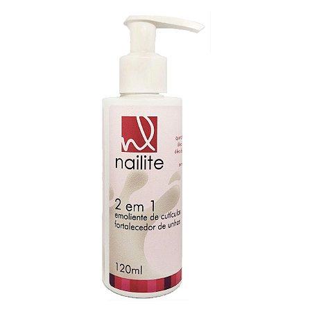 Emoliente para cutículas Nailite 120ml