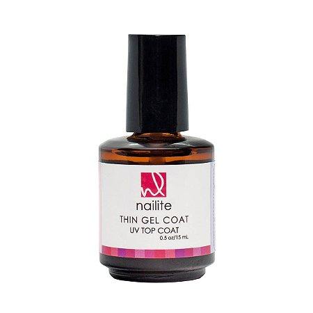Thin Gel Coat - UV Top Coat Nailite 15ml