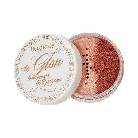 Pó Iluminador To Glow Hottie 5 - Ruby Rose