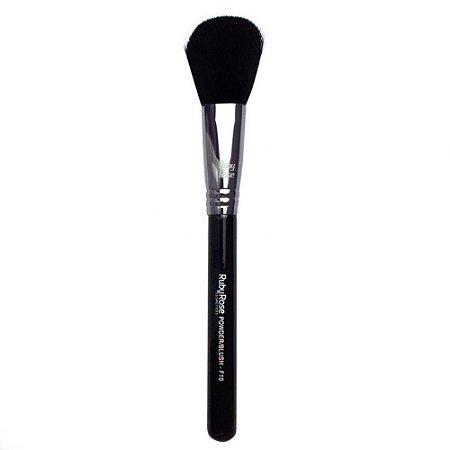 Pincel F10 - Powder Blush - Para Blush - Ruby Rose