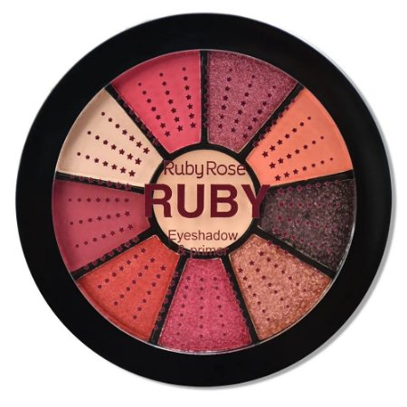 Mini Paleta De Sombras Ruby - HB99868 - Ruby Rose