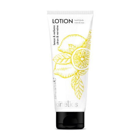 Kinetics Hand Body Lotion Lemon Verbenna 75ML
