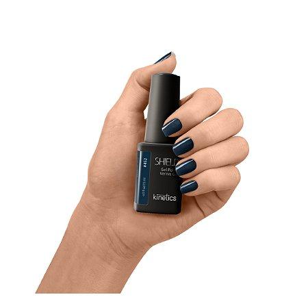 Esmalte em gel Kinetics Shield #452 Whatever, Blue 15 ml