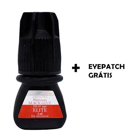 Cola Elite Premium HS-10 Volume Russo 3ml + Eye Patch Grátis