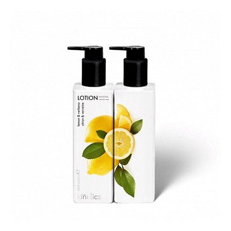 Kinetics Hand Body Lotion Lemon Verbenna 250ML