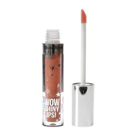 Gloss Labial Wow Shiny Lips Ruby Rose cor 53