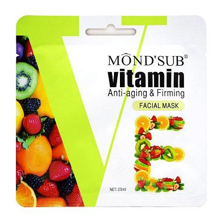 Máscara facial vitamina E Mask Mondsub