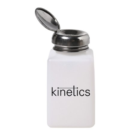Pump de acetona tampa de inox Kinetics