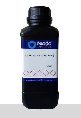 AGAR  AGAR (ORIGINAL) 500G EXODO CIENTIFICA