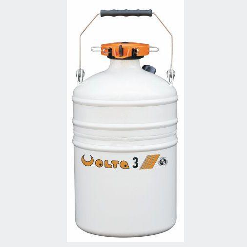 Botijão De Nitrogênio 3 Litros - Volta