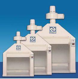 Capela Para Exaustão De Gases Medida 640X470X680Mm Nalgon